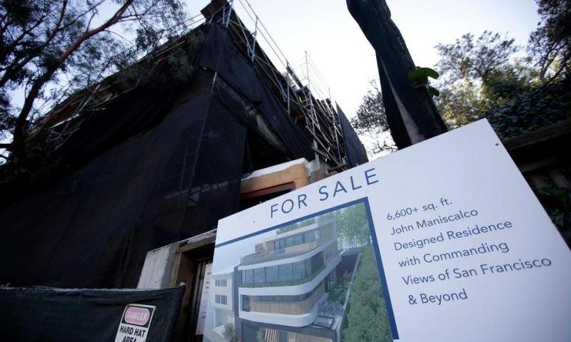 US Home Prices Rise 2.9% in December on Low Rates, Inventory