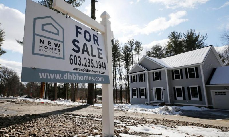 US Home Sales Fell 1.3% in January