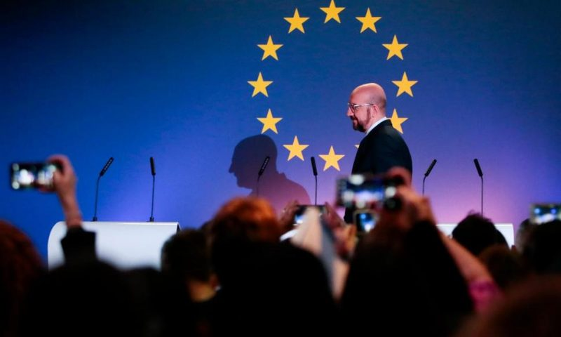 EU Chief Unveils Budget Plan Setting Scene for Tense Summit