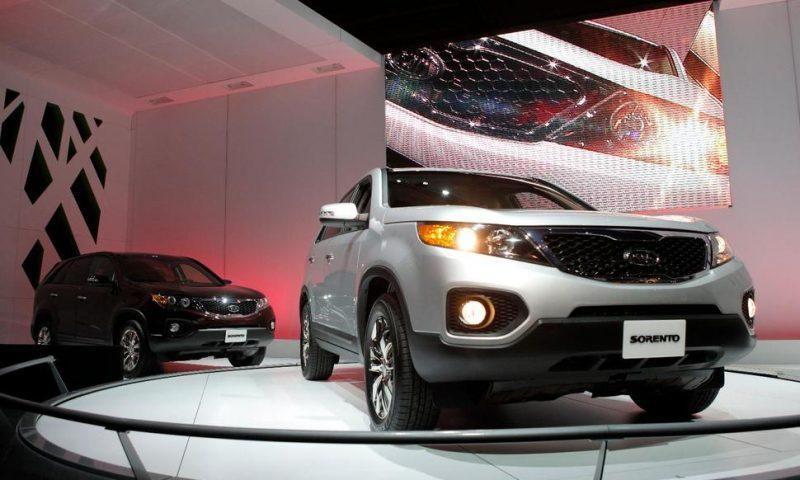 Kia Recalls SUVs, Vans; Electrical Problem Can Cause Fires