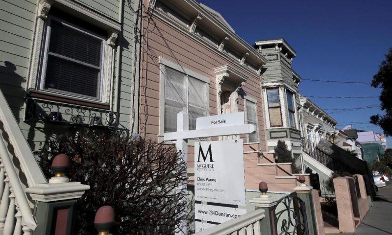 US Mortgage Rates Decline; 30-Year Loan at 3.45%