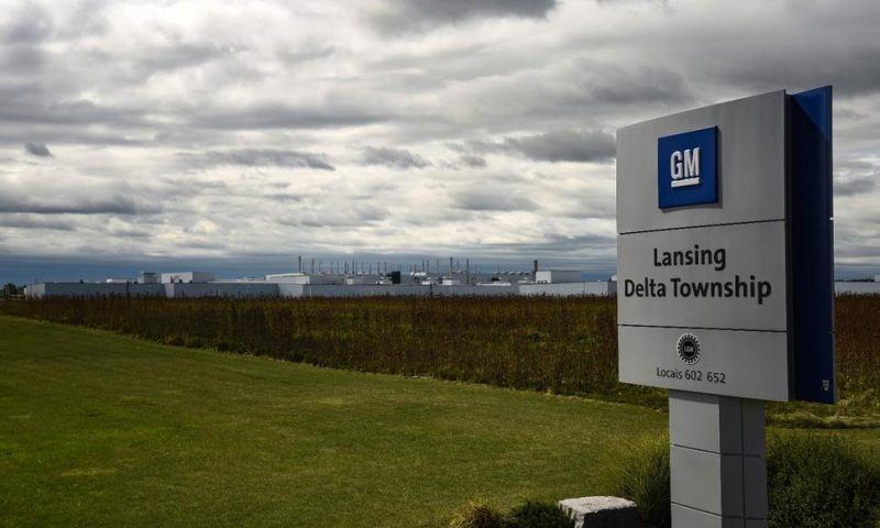 General Motors to Add 1,200 Workers at 2 Michigan Factories