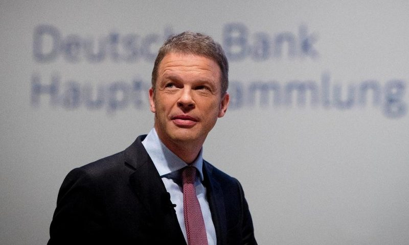 Deutsche Bank Stock Soars 14% as Investor Takes Stake