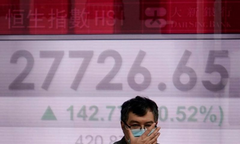 World Stocks Rise on Hopes Virus Disruption Can Be Contained