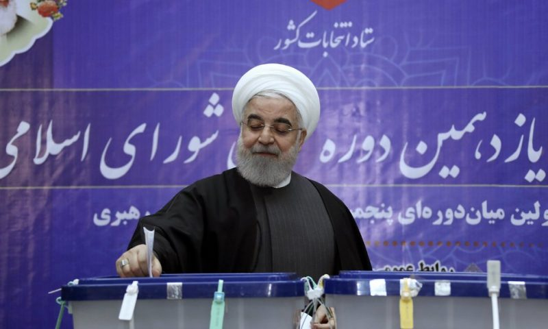 Iranian Elections Likely to Empower Hard-Liners Amid Trump's Pressure