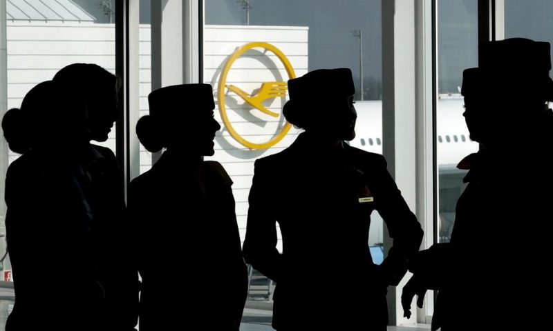 Lufthansa, Cabin Crew Union Agree Arbitration Process