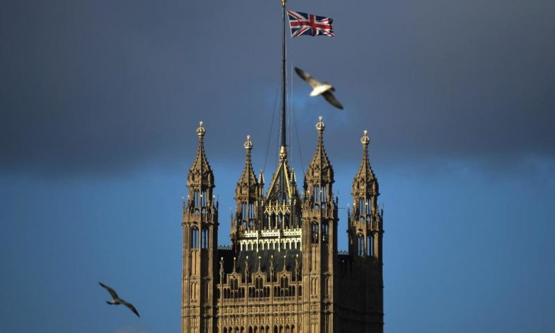 Britain to Seek Canada-Style Free Trade Deal With EU