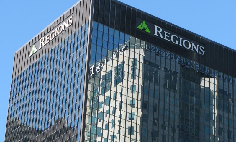 Regions Financial Corporation (RF) and Rio Tinto Group (RIO)