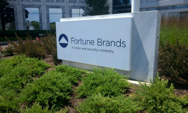 Fortune Brands Home & Security Inc. (FBHS) and Alexandria Real Estate Equities Inc. (ARE)