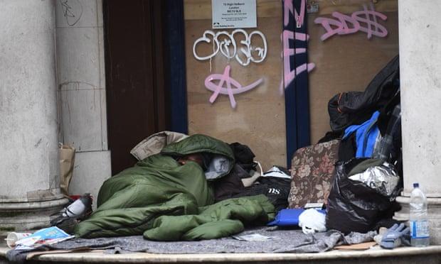 UK hotels to become homeless shelters under coronavirus plan
