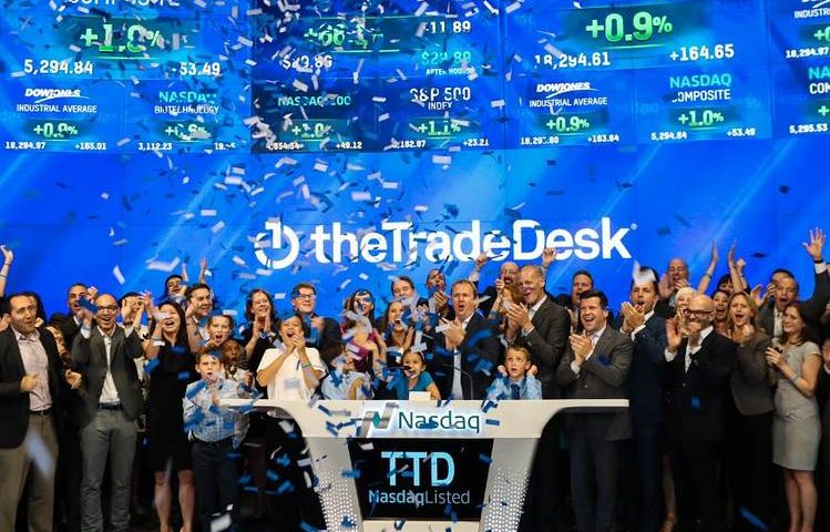 The Trade Desk Inc. (TTD) and Thermo Fisher Scientific Inc. (TMO) Equities