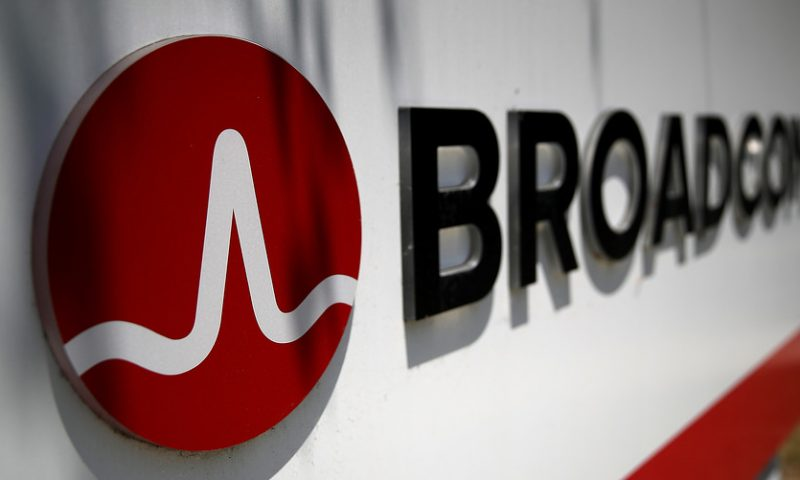 Broadcom (NASDAQ:AVGO) Sets New 12-Month Low on Analyst Downgrade
