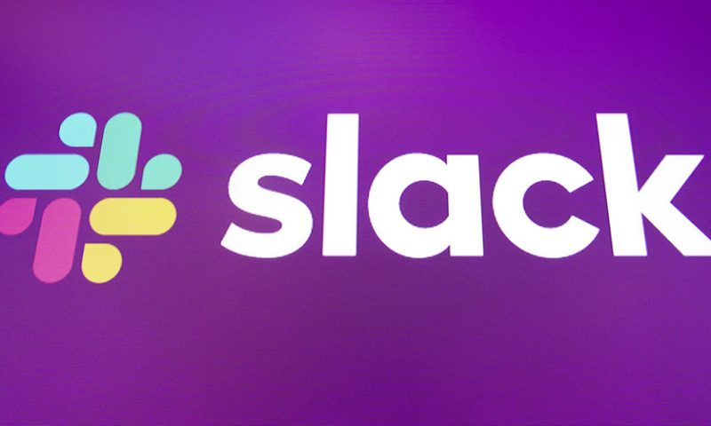 Slack earnings: Shares plunge 22% on widening loss