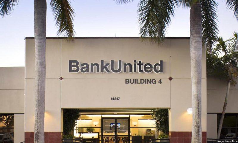 BankUnited Inc. (NYSE:BKU), Extra Space Storage Inc. (NYSE:EXR)
