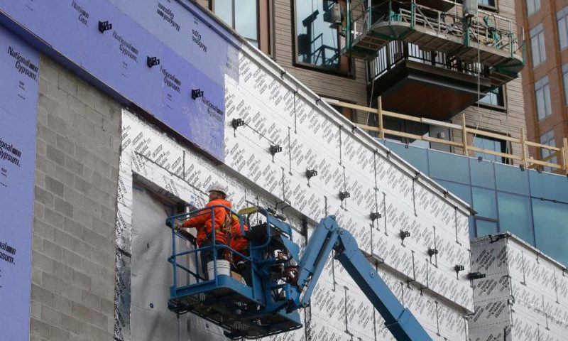 US Construction Spending up 1.8% in January to Record Level