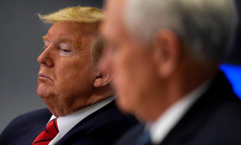 Trump Keeps Talking During Market Hours; Stocks Keep Tanking