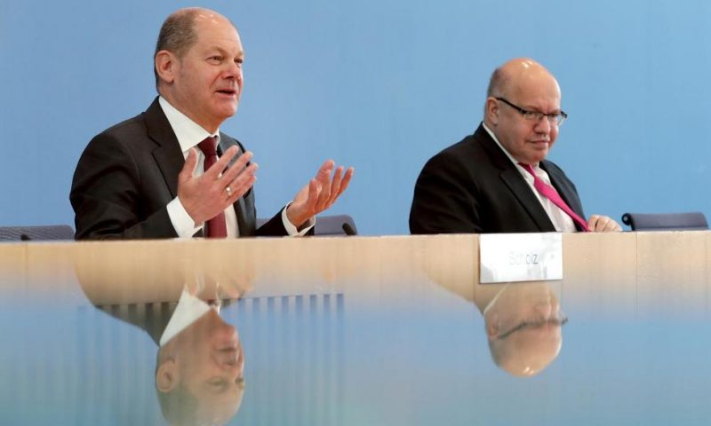 Germany OKs Big Aid Package to Help Companies, Self-Employed