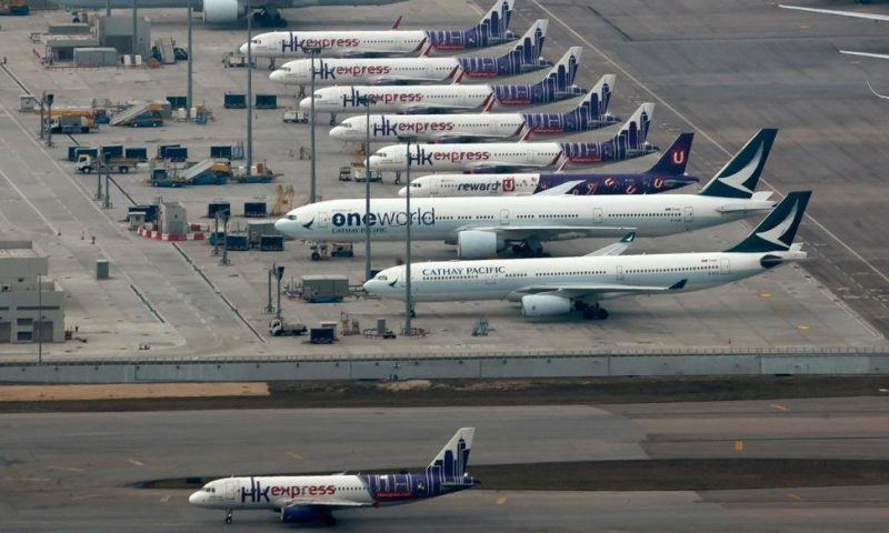Low-Cost Airline HK Express Suspends Flights Through April