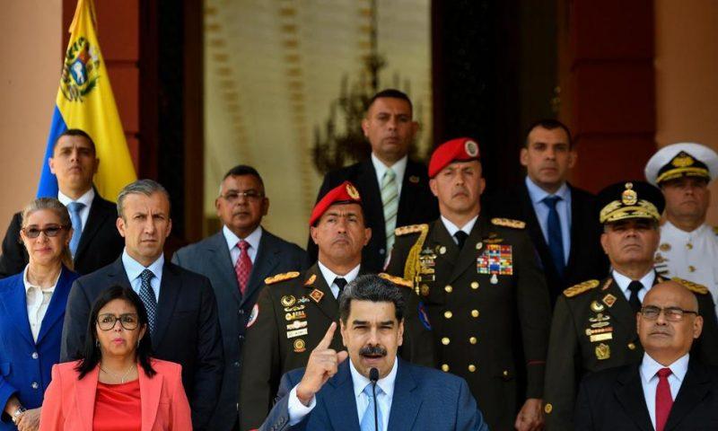 Virus Fuels Calls for Sanctions Relief on Iran, Venezuela