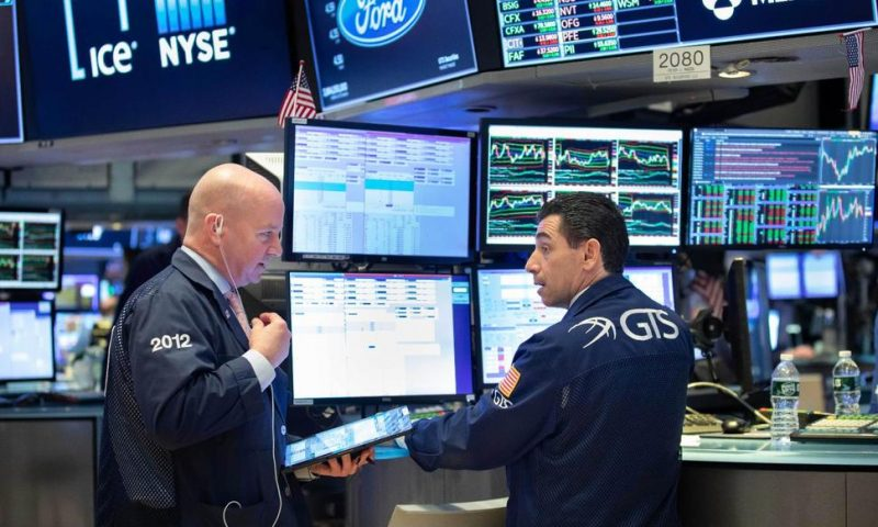 Dow Drops More Than 900 Points, Ending Worst Week Since 2008