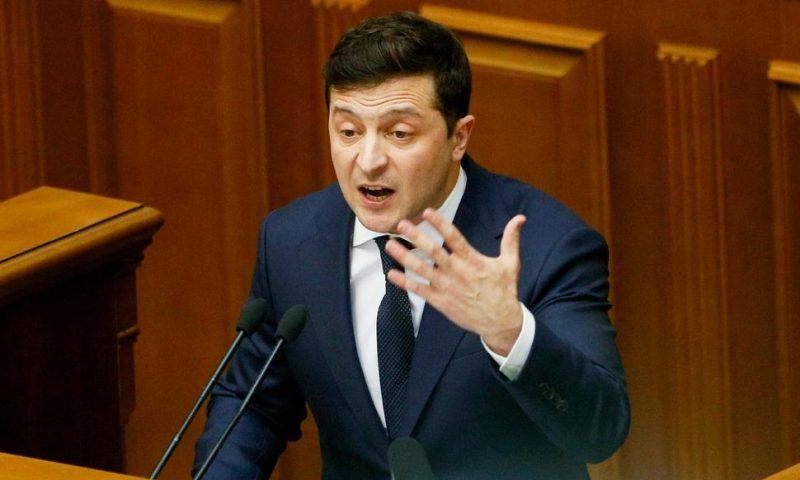 Ukraine Prime Minister Ousted, President Seeks 'New Brains'