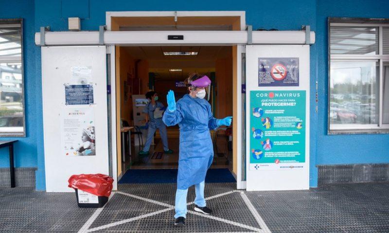 Spain Surpasses China in Number of Coronavirus Deaths