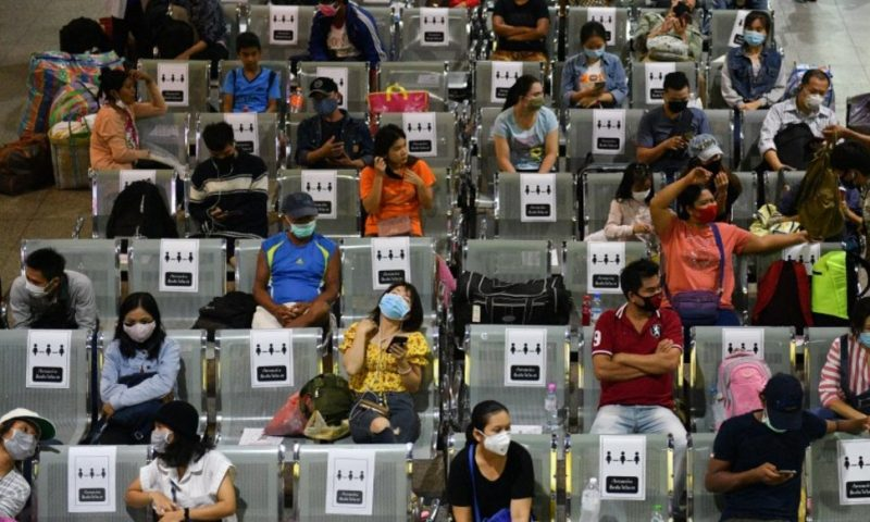 Thailand Reports 122 New Coronavirus Cases, Raising Total to 721