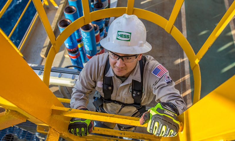 Equities Analysts Boost Earnings Estimates for Hess Corp. (NYSE:HES)