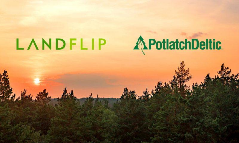 Potlatchdeltic (NASDAQ:PCH) Trading Up 15.8%