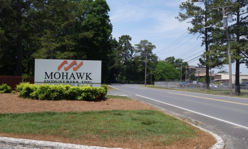 Mohawk Industries Inc. (MHK) and South Jersey Industries Inc. (SJI) Equities