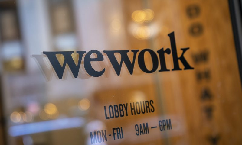 WeWork skips rent payments to cut costs amid pandemic