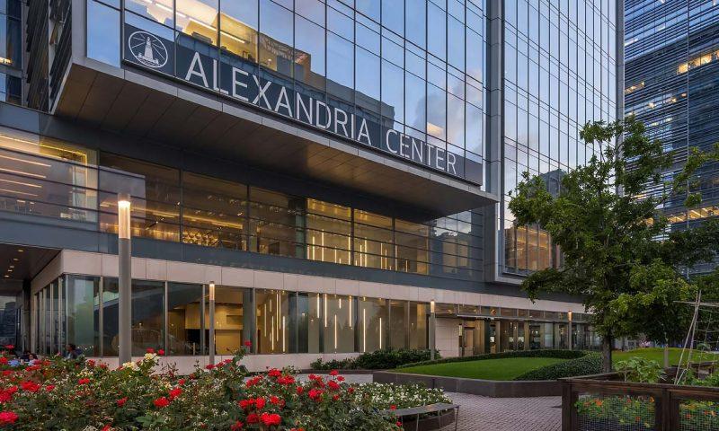 Alexandria Real Estate Equities Inc. (ARE) and Eventbrite Inc. (EB)