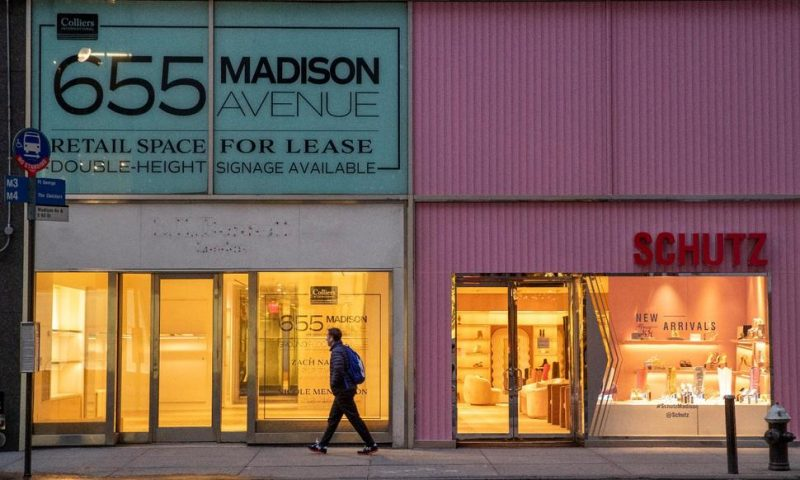Commerce Locks up and Retail Sales Plunge Unprecedented 8.7%