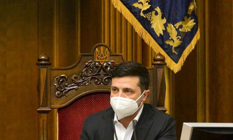 Ukraine Approves Legislation in a Bid for IMF Aid
