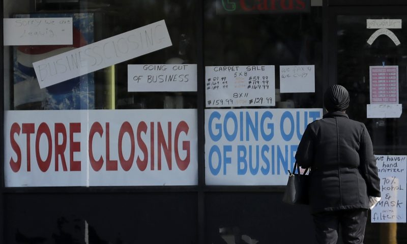 Job Market Remains Grim Even as U.S. Tentatively Reopens