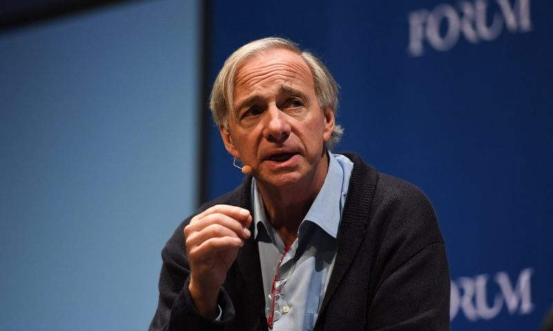 The U.S. is in 'relative decline' as 'Chinese power is rapidly rising,' warns Ray Dalio