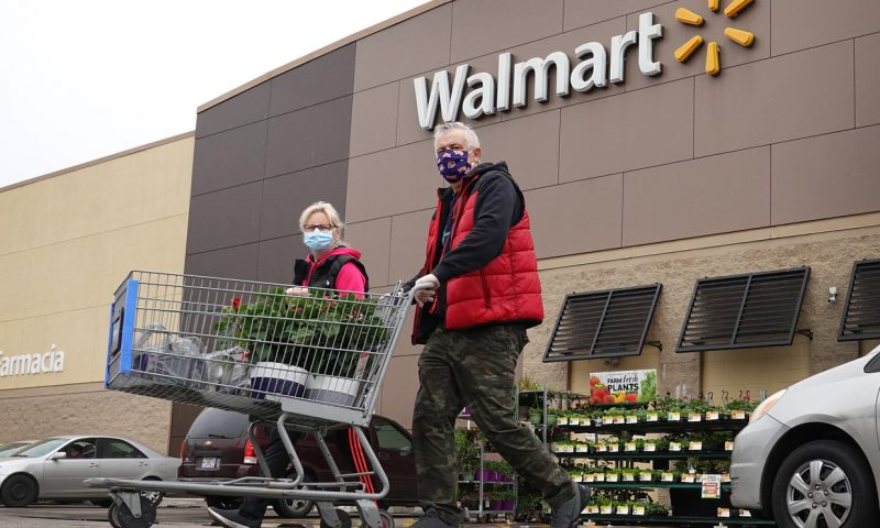 Americans use their $1,200 stimulus checks to splurge at Walmart and Target — here's what they're buying