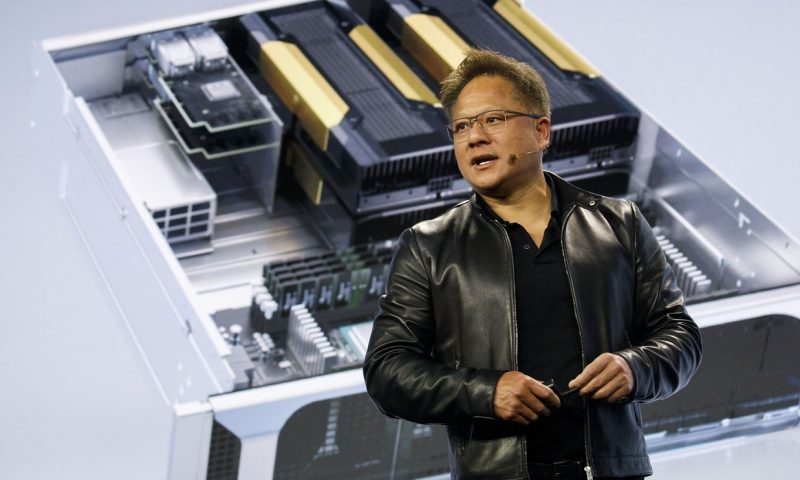 It's official: Nvidia is not just a gaming company anymore