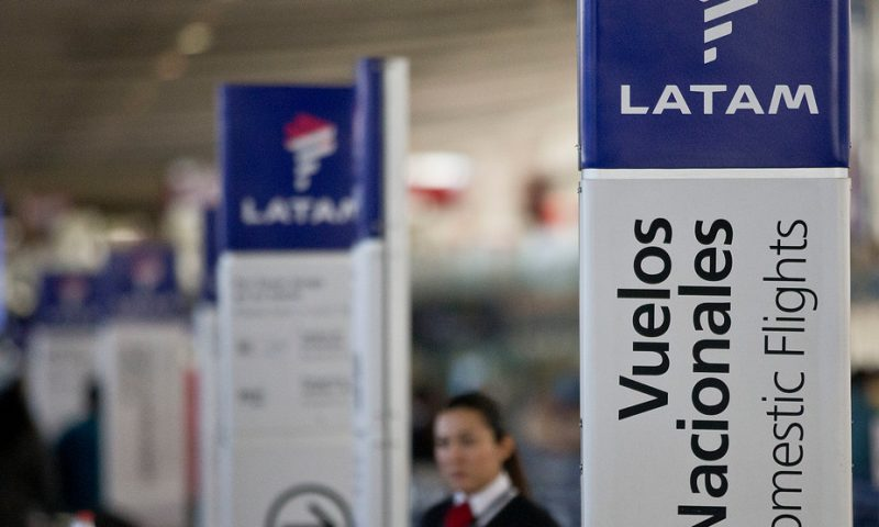 Latam Airlines Seeks Bankruptcy Protection as Travel Slumps