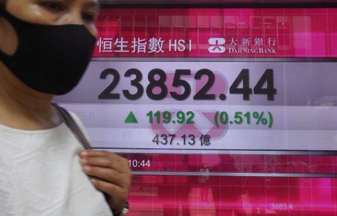 Global Shares Gain on Hopes for Regional Economies Reopening
