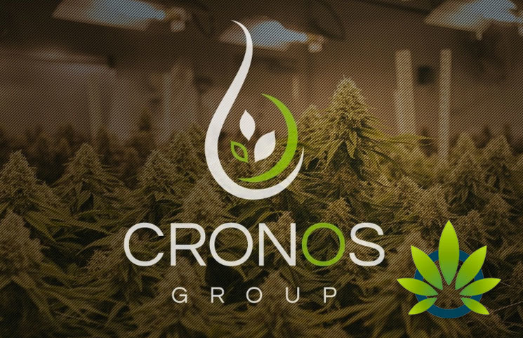 Cronos Group Inc. (CRON) and EPR Properties (EPR)