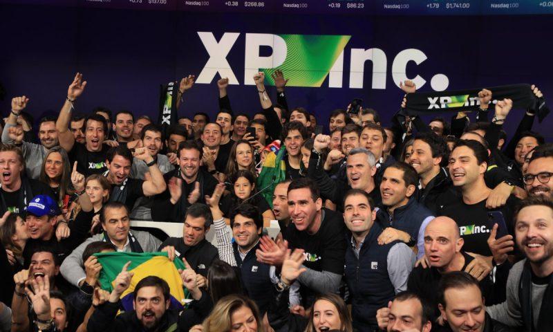XP Inc. (XP) and Switch Inc. (SWCH)