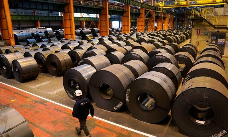 ArcelorMittal (MT) and electroCore Inc. (ECOR)