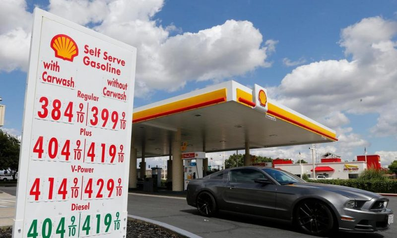 Shell Profits Plunge 82% as Pandemic Hits Energy Demand