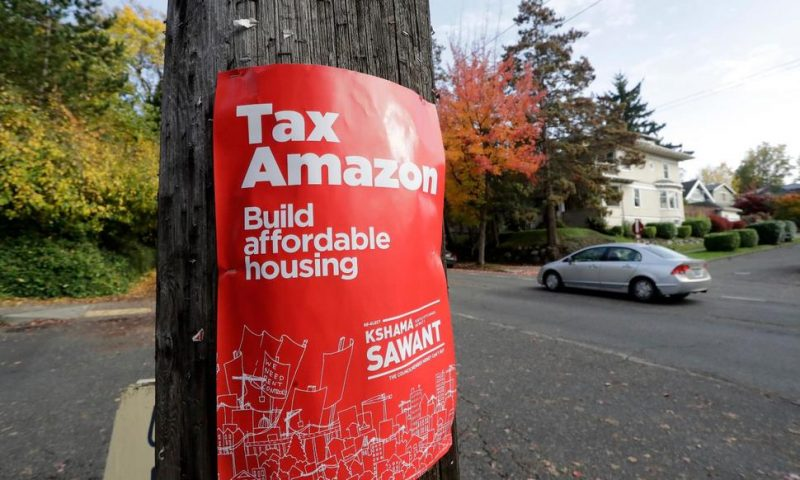 Seattle City Council Approves New Tax on Big Business