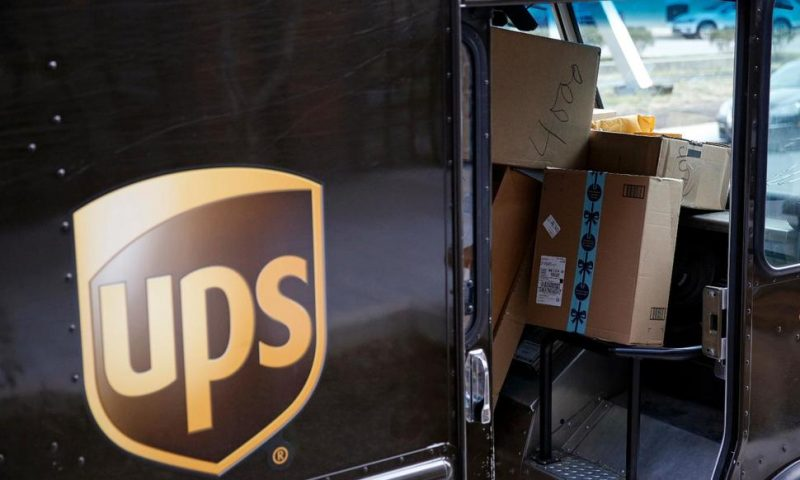 Record Surge in Daily Shipping Volumes for UPS in 2Q