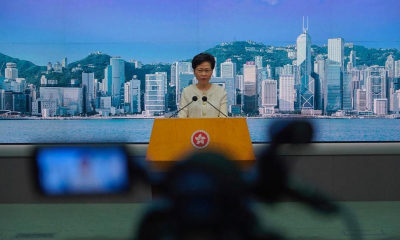 Hong Kong Grappling With Future Under National Security Law