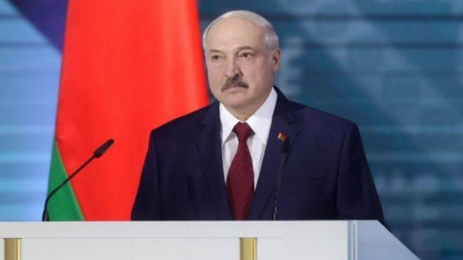 Belarus ruler Lukashenko says Russia lying over 'mercenaries'