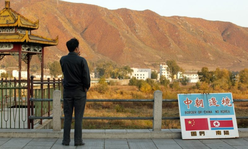 Deadly North Korea gas explosion reported near China border