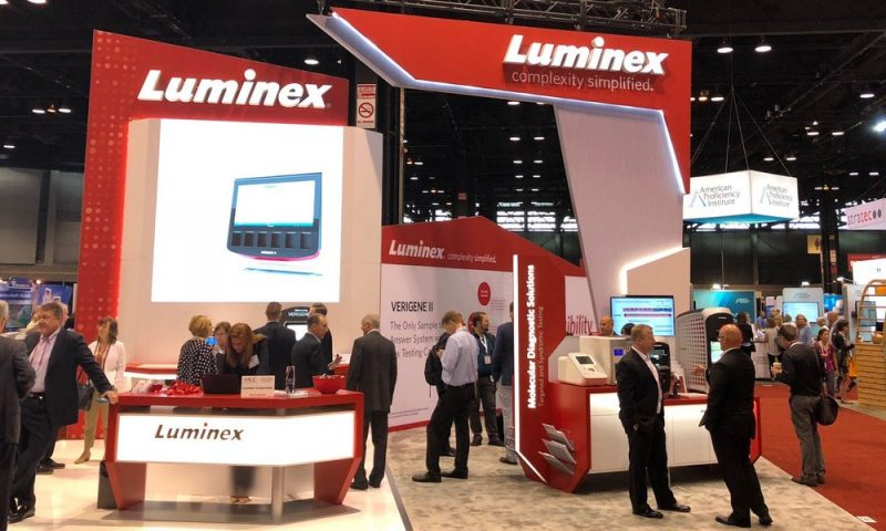 Luminex Corporation (LMNX) and Valvoline Inc. (VVV)